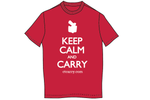 Keep Calm and Carry shirt thumbnail
